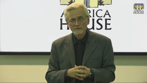 Dr. Alexander Motyl, America House Kyiv