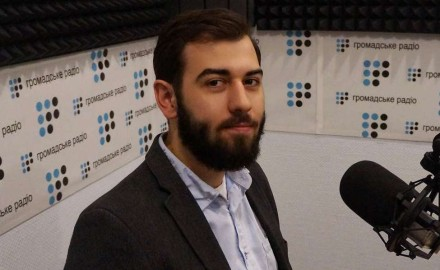 Тарас Тимочко, фото : Громадське Радіо
